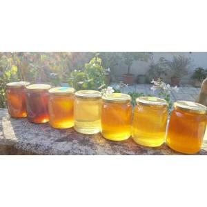 Miele italiano prodotto in Puglia e Basilicata